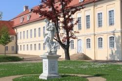 In Wermsdorf - Hubertusburg