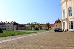 In Wermsdorf - Schlosspark