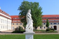 In Wermsdorf - Skulptur