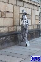 Lebende Skulptur