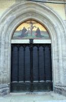 Wittenberg - die Tür der Thesen_1