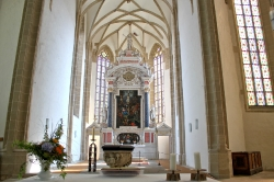 In Torgau - Stadtkirche St. Marien